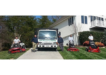 Knoxville lawn care service A Cut Above Lawn & Landscaping