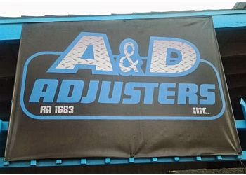 Garden Grove towing company A & D Adjusters Towing