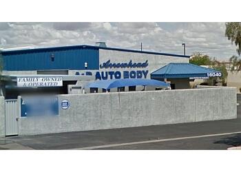 Peoria auto body shop A & D Auto Body Inc.