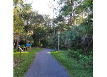 Miami hiking trail A.D. Barnes Park