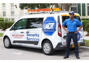 Carrollton security system ADT Security Services