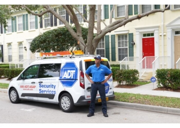 Kansas City security system ADT Security Services