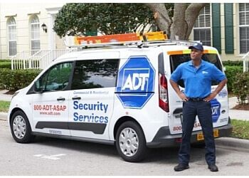 Modesto security system ADT Security Services