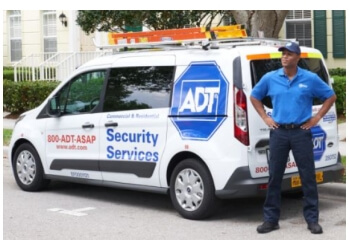 Rockford security system ADT Security Services