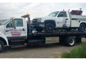West Valley City towing company ADVANTAGE AUTO & TOWING LLC