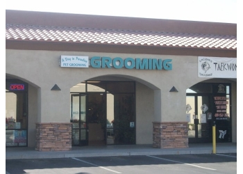 A Day In Paradise Dog Grooming