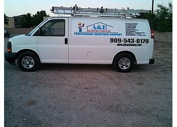 Fontana handyman A&E Handyman Services