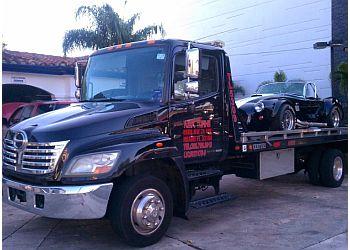 Miami towing company A.E.R Towing