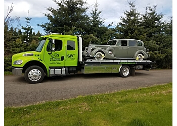 Eugene towing company AE Towing