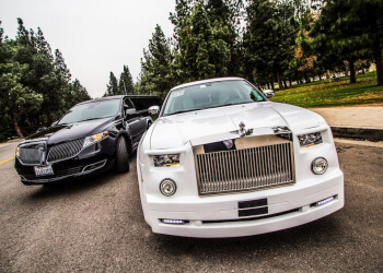 Los Angeles limo service A&E Worldwide Limousine