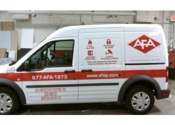 Boston security system AFA Protective Systems, Inc.