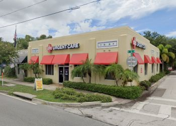 St Petersburg urgent care clinic AFC Urgent Care