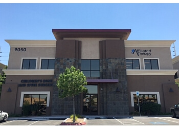 Las Vegas occupational therapist AFFILIATED THERAPY