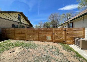 Aurora fencing contractor A+ Fencing Company LLC