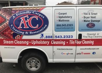 Jersey City carpet cleaner A Friendly Carpet Cleaning & Restoration LLC