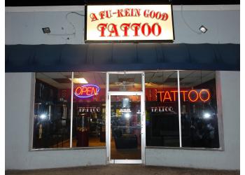 Jacksonville tattoo shop A Fu Kein Good Tattoo