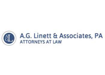 Greensboro employment lawyer A.G. Linett & Associates, PA