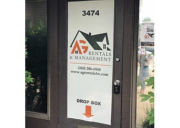 Fort Wayne property management AG Rentals & Management, LLC