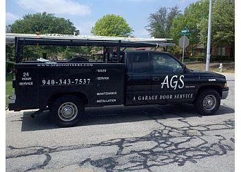 Denton garage door repair AGS - A Garage Door Service