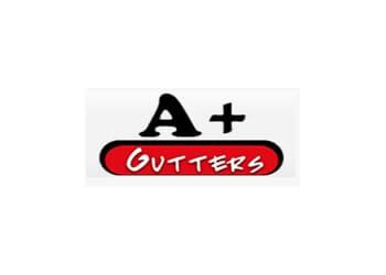 Columbus gutter cleaner A+ Gutters