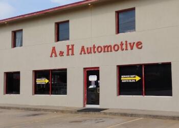 Oklahoma City car repair shop A&H Automotive