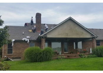 3 Best Roofing Contractors In Lexington Ky Threebestrated