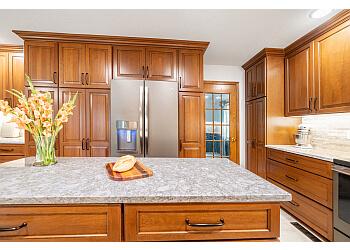 Des Moines custom cabinet AIM Kitchen & Bath