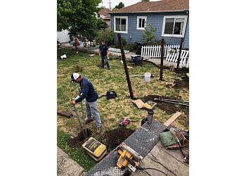 Concord fencing contractor A & J Fencing