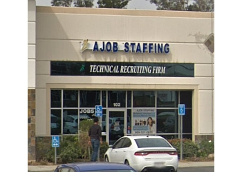 Fontana staffing agency AJOB STAFFING, INC