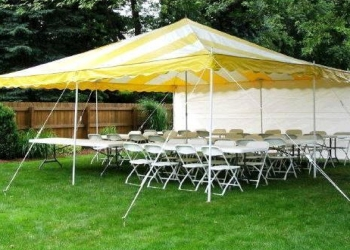Minneapolis event rental company A & J Party and Event Rental, LLC
