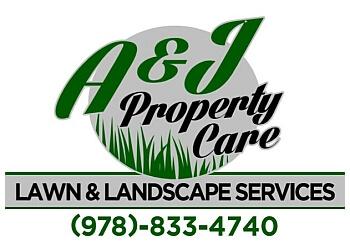 Worcester lawn care service A & J Property Care Lawn & Landscape Services