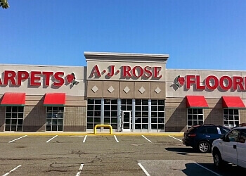 Boston flooring store A.J. Rose Carpets & Flooring