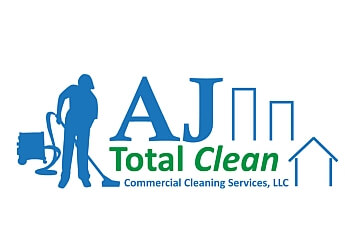 Spokane commercial cleaning service AJ Total Clean Commercial Cleaning Services, LLC