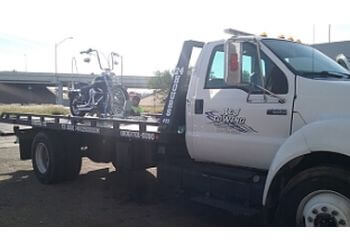 Lubbock towing company A&J Towing