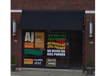 Akron cell phone repair AJ's Cellular