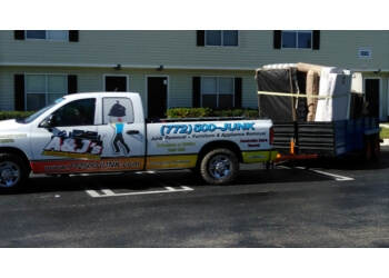 Port St Lucie junk removal A & J's Removal Services, LLC.