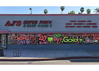 Pomona pawn shop AJ's Super Pawn