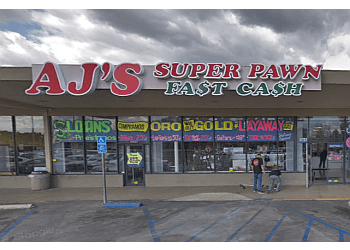 Rancho Cucamonga pawn shop A J's Super Pawn