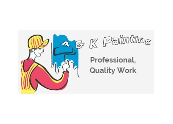 Topeka painter A & K Painting