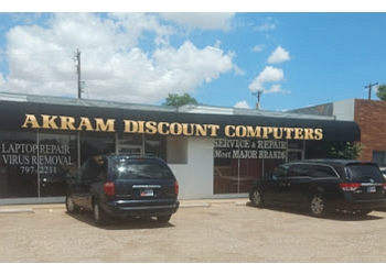 Lubbock computer repair AKRAM DISCOUNT COMPUTERS