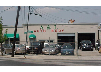 Jersey City auto body shop A & L AUTOBODY INC.