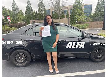 Atlanta driving school ALFA Driving School