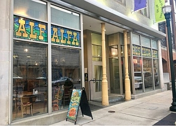 Lexington vegetarian restaurant ALFALFA RESTAURANT
