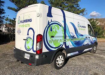 Chesapeake plumber ALI-COR Plumbing, LLC