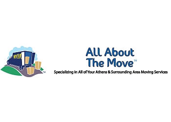 Athens moving company ALL ABOUT THE MOVE