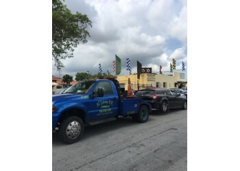 Miami towing company ALL Extreme KR Towing