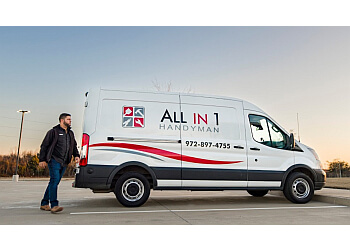 Garland handyman ALL IN 1 HANDYMAN LLC