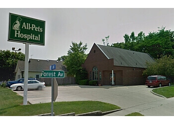Des Moines veterinary clinic ALL-PETS HOSPITAL