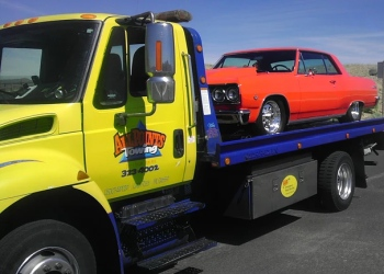 Reno towing company All Points Towing
