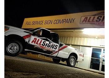 Tulsa sign company ALLSIGNS